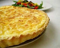 Quick Quiche Recipe - Lunch box