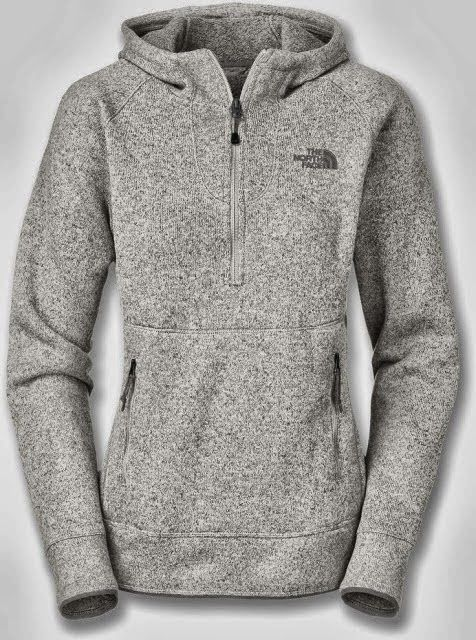 See more New Adorable Comfy Grey North Face Hoodie