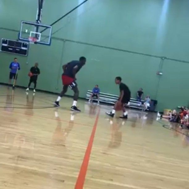 Victor Oladipo Clowned By Little Kid at Basketball Camp