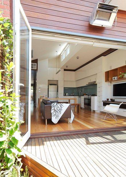 Home tour: breathing space - Homes, Bathroom, Kitchen & Outdoor | Home Beautiful Magazine Australia