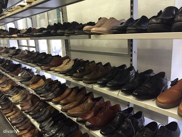 A férfiaknak szánt lábbelik (a sportcipőket leszámítva) többnyire bőrből készültek.