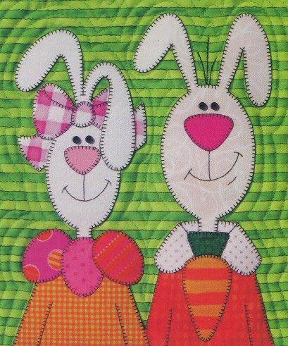 199 Best Images About Mug Rug Easter On Pinterest Quilt