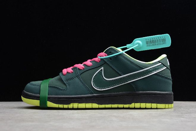 """new product 72342 096c7 Concepts x Nike SB Dunk Low Premium """"Green Lobster"""" BV1310-337"""