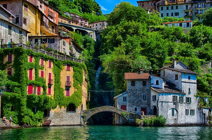 Озеро Комо, Италия. – Форум об Италии