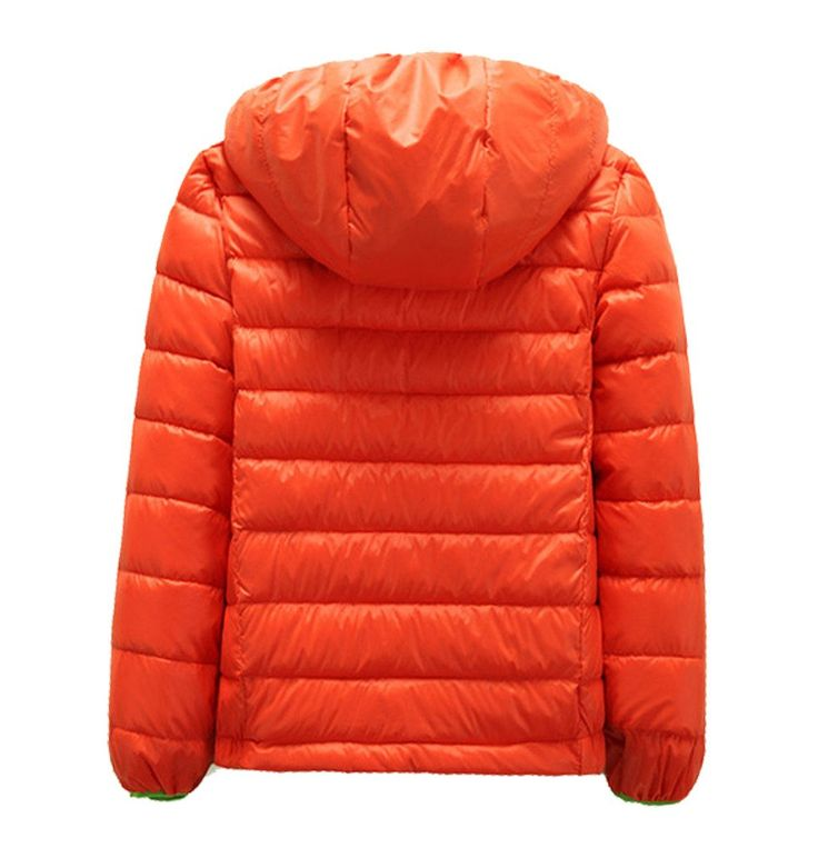 Dolpind Big Boys Winter Jacket Coat Hooded Puffer Light Weight Down Jacket 9-10Years Orange. Asia sizes are different from others. Ages to fit are just for reference. 100% Brand New And High Quality. Material: Polyester fibre+Eiderdown. Color: Dark Blue,Red,Green,Orange,Black,Light Blue. Item includes: 1*winter coat.
