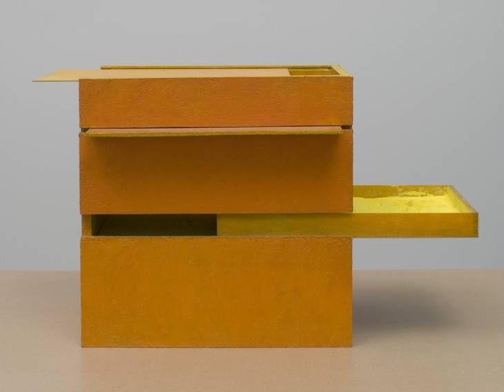 Hélio Oiticica 'B11 Box Bólide 09', 1964 © Projeto Hélio Oiticica