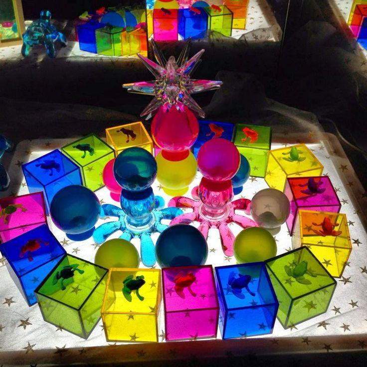 crystal cubes, boon bubbles