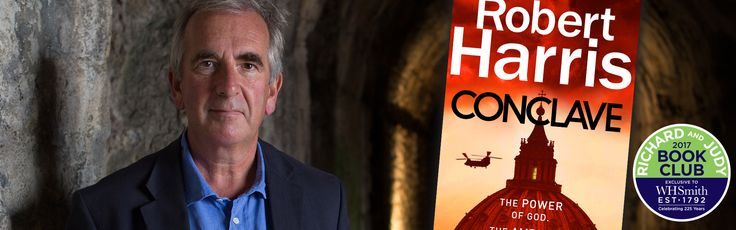 Robert Harris interview: Getting into the Head of a Cardinal