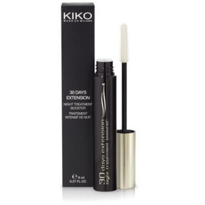KIKO MAKE UP MILANO: 30 Days Extension - fortalecimento de tratamento de noite #women #covetme #ineedthis #eyelashes #extension #30days #blackandwhite #gel #night #portugal #lovely #betterlife
