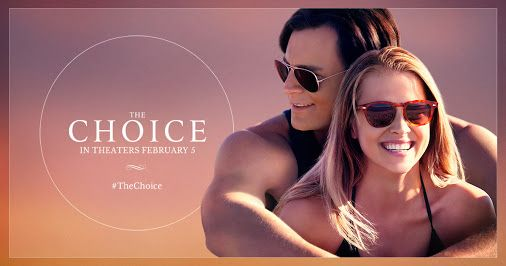 Are you a fan of romantic novels and movies? Do you love love stories? Be sure to check out the new Nicholas Sparks movie, The Choice out in theaters February 5! http://clvr.li/1VGyMKv #TheChoiceMovie #ad