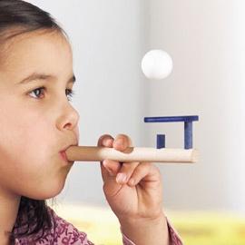 Blasespiel - Fördert die Mundmotorik