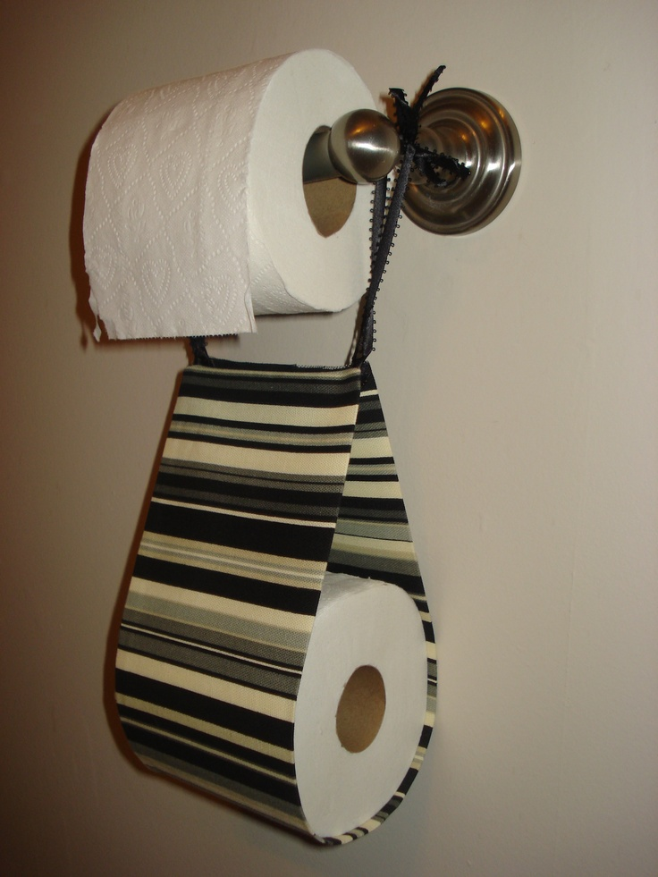 Extra Toilet Paper Roll Holder Toilet Paper Roll Holder