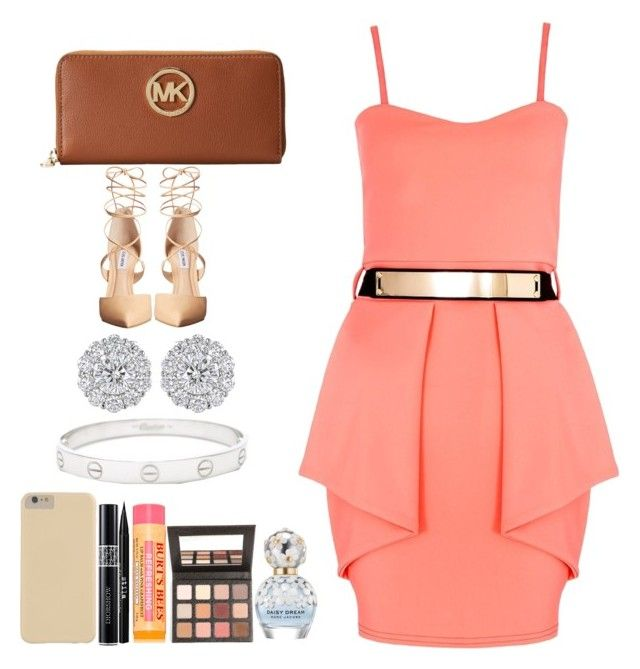 Why you wannabe my love?, Is it just for show?// by winnesbooforever on Polyvore featuring polyvore, fashion, style, Quiz, Steve Madden, Cartier, Sigma Beauty, Christian Dior, Stila, Marc Jacobs and Burt's Bees
