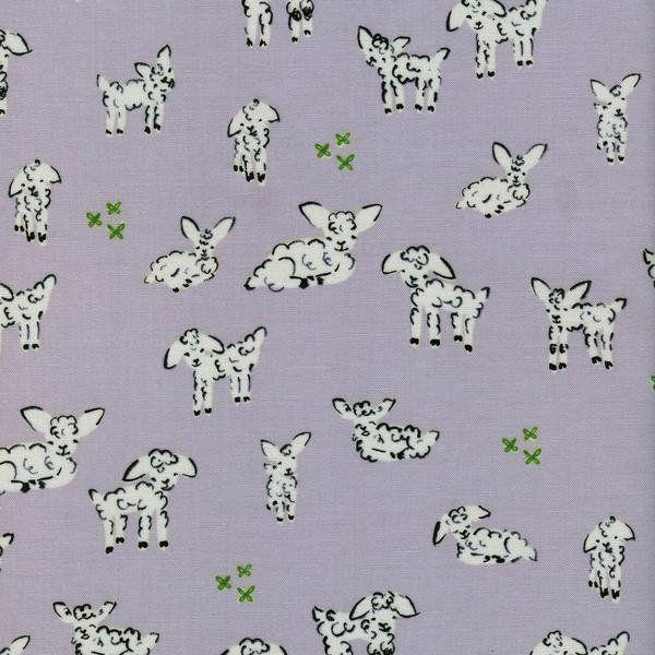 Clover - Little Lambs in Grey