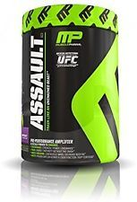 Muscle Pharm Assault Pre-Workout System Grape Blast 0.96 Pound