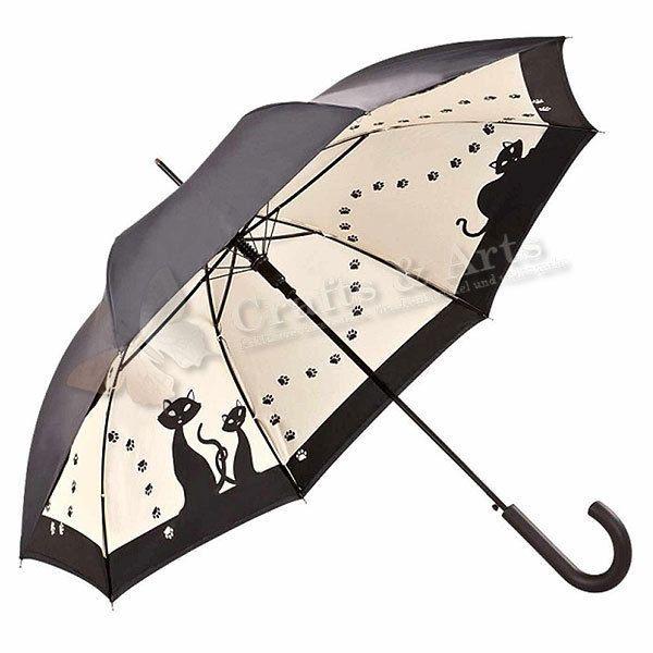 Von Lilienfeld Double Layer-Schirm 'Schwarze Katzen' | eBay