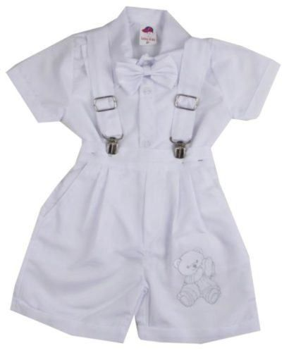 roupa de batizado masculino estilo marinheiro