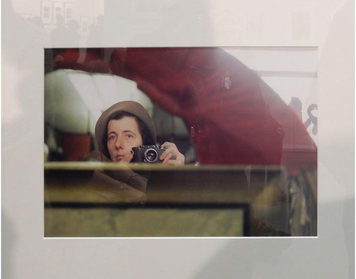 Vivian Maier la più celebre Street Photographer del XX Secolo, è in mostra al Willy-Brandt-Haus di #Berlino dal 12 Feb al 12 Aprile. #Kodak #NewYork #Chicago #JohnMaloofCollection