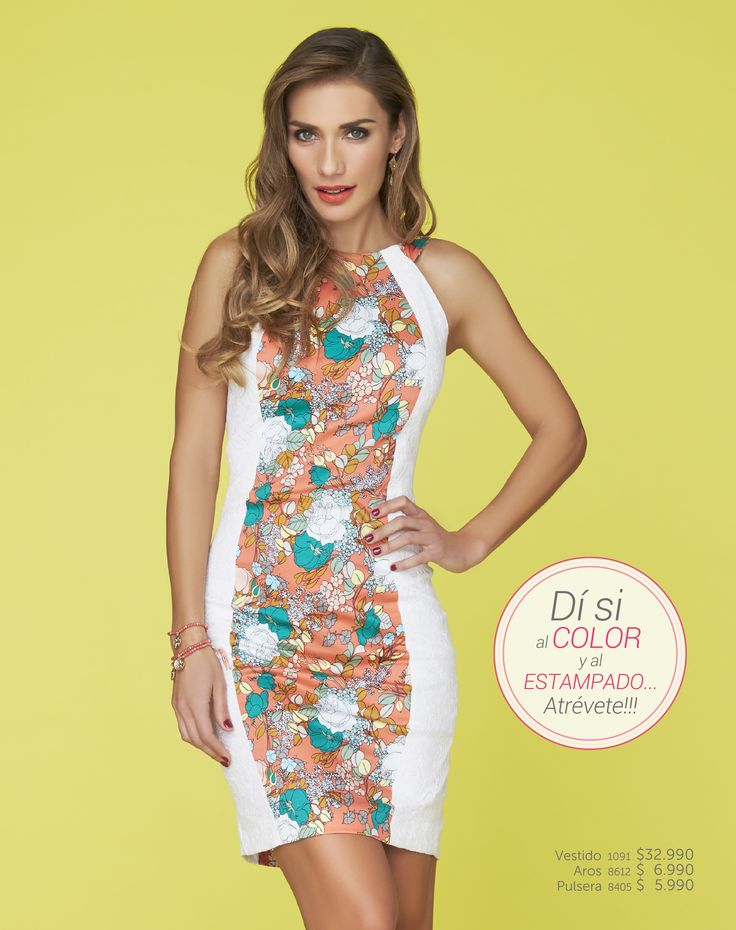 Colección Spring Summer 2016 #primavera #spring #verano #summer #moda #mujer #colours #print