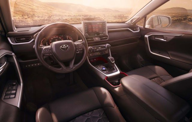 2020 Preliminary Mpg Estimates Determined By Toyota 2020 Preliminary Mpg Estimates Determined By Toyota 2020 Toyota Rav4 Finally Comes With Android Auto To Di 2020