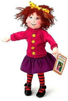 Junie B. Jones Doll (11 inches) Barnes & Noble