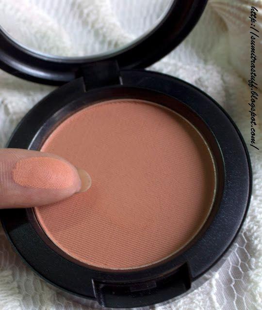 mac coppertone blush - photo #17