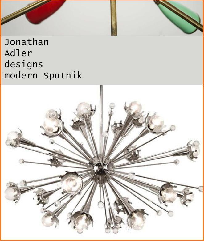 Sputnik, the from Satellite to Lighting Trend