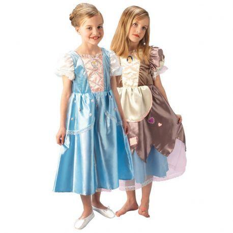 #Disfraz #Cenicienta #Reversible infantil Perfecto para tus fiestas, mercadisfraces tú #tienda de #disfraces #online