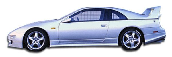 1990-1996 Nissan 300zx Z32 2DR Duraflex Bomber Side Skirts Rocker Panels - 2 Piece