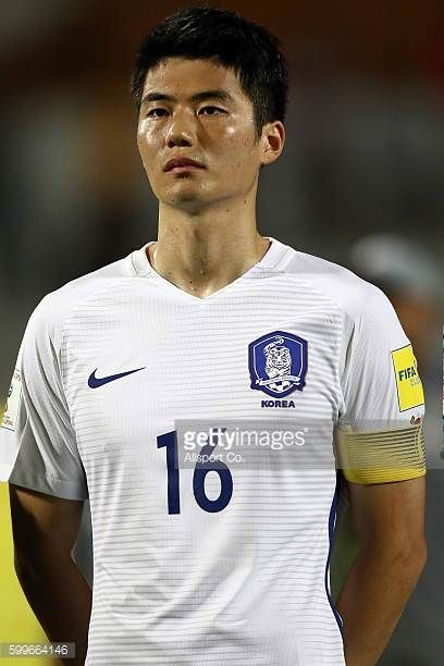Ki Sung Yueng of South Korea during the 2018 FIFA World Cup Qualifier Final Round Group A match between Syria and South Korea at The Tuanku Abdul...