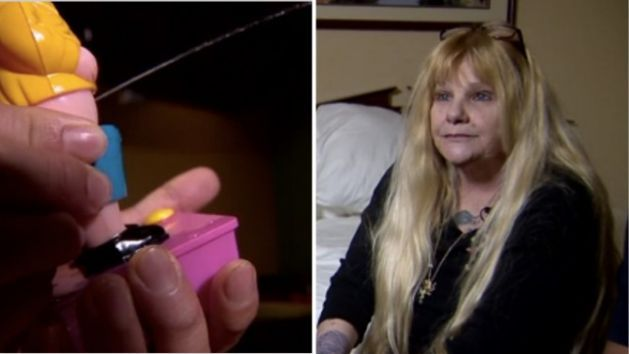 Woman claims she was sexually assaulted by a peeing toy at a hibachi restaurant....lmao
