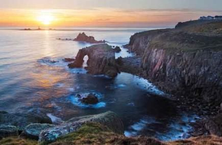 Things to do in Cornwall | Lands End - Landmark | Lands End | Cornwall