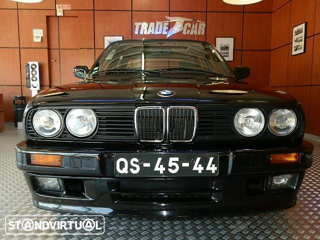 Usados BMW 316 - 6 500 EUR, 97 500 km, 1989 | Standvirtual