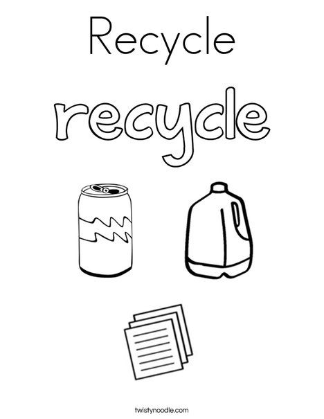 recycling coloring pages for kids - 20 best images about earth day coloring pages worksheets
