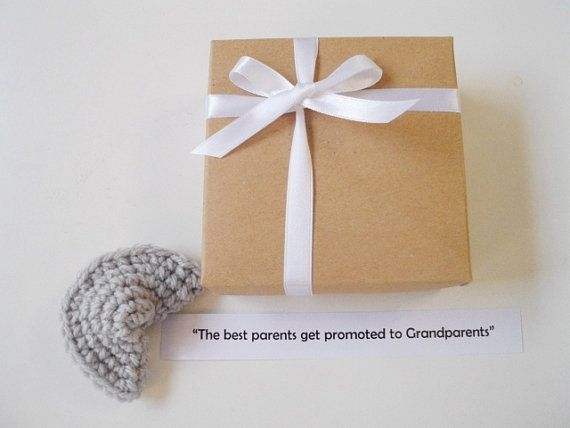 Fortune cookie New baby Pregnancy announcement by prettyobject