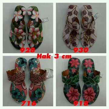 #Sandal Ethnic 3cm made in Bali-Indonesia#