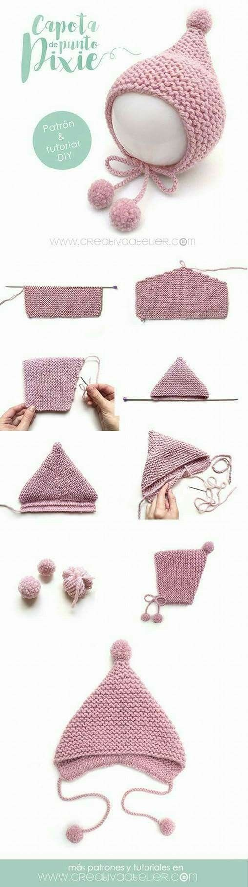 28 best καπέλα images on Pinterest | Beanies, Hand crafts and Knit ...