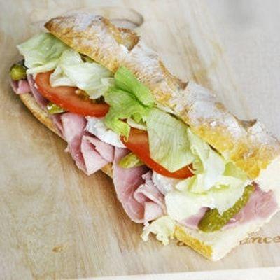 best 25+ sandwich jambon ideas on pinterest   sandwichs au fromage