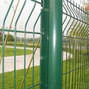 6.post stype: welded wire mesh fence