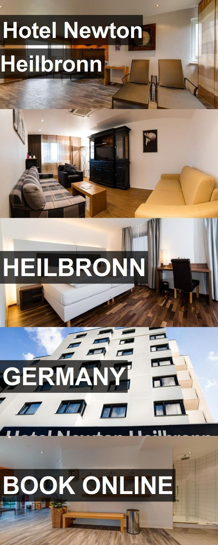 Hotel Newton Heilbronn in Heilbronn, Germany. For more information, photos, reviews and best prices please follow the link. #Germany #Heilbronn #travel #vacation #hotel