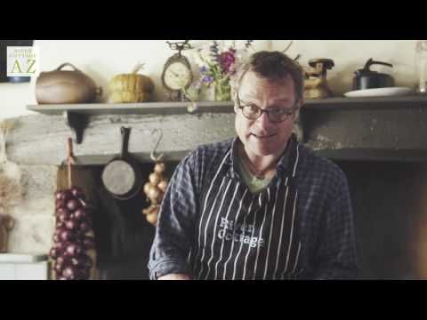 Upside-down Chocolate Plum Pudding | Hugh Fearnley-Whittingstall - YouTube