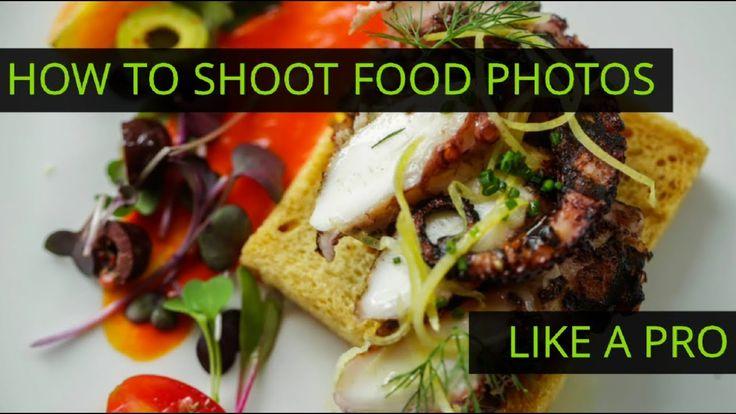 How to shoot food photos like a pro http://trib.al/ahJqSs0