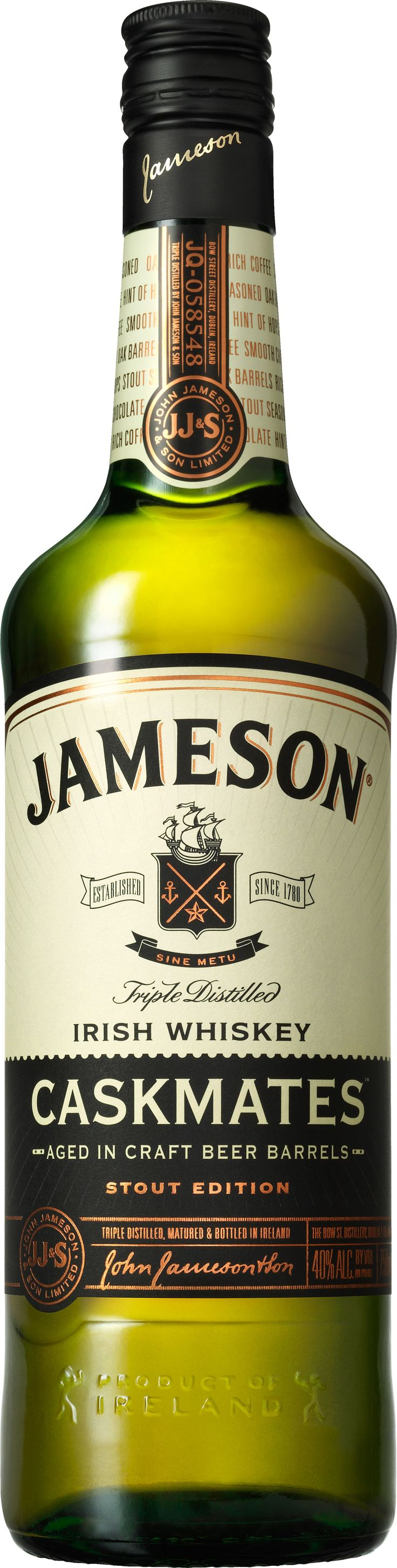 手机壳定制womens running sneakers with arch support Jameson Caskmates Irish Whiskey Stout Edition  Caskers
