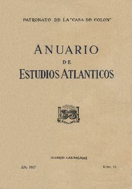 Canarias e Inglaterra: el comercio de vinos (1650-1800) / Antonio de Bethencourt Massieu en Anuario de Estudios Atlánticos  Nº. 2, 1956 , págs. 195-308