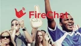 FireChat, el rival de WhatsApp que funciona sin Internet