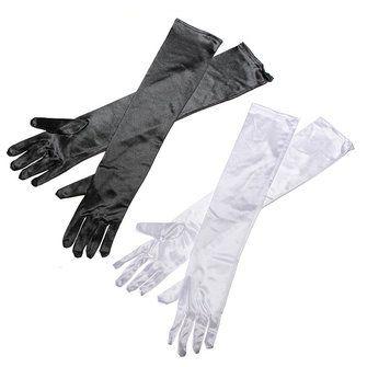 Long gloves fancy dress
