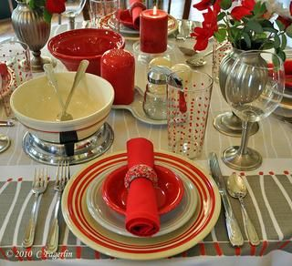 Fiestaware Table Settings I Would Not Have Added The Paprika With : fiestaware table settings - Pezcame.Com