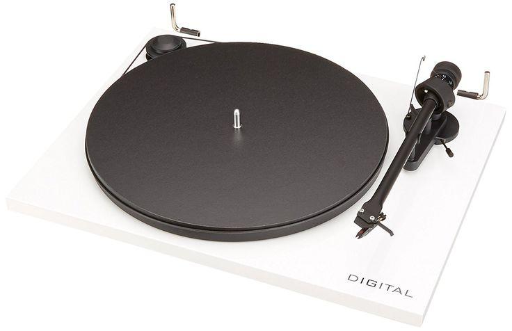 Pro-Ject Essential II Digital Turntable