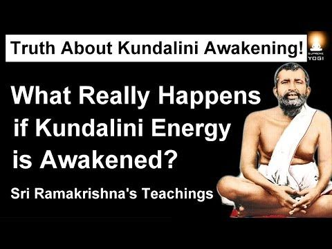 Kundalini Awakening - What Will Really Happen if Kundalini