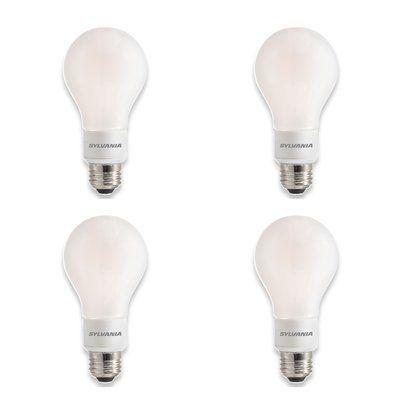 Sylvania 11 Watt 100 Watt Equivalent A21 Led Dimmable Light Bulb E26 Medium Standard Base Light Bulb Dimmable Led Lights Dimmable Light Bulbs
